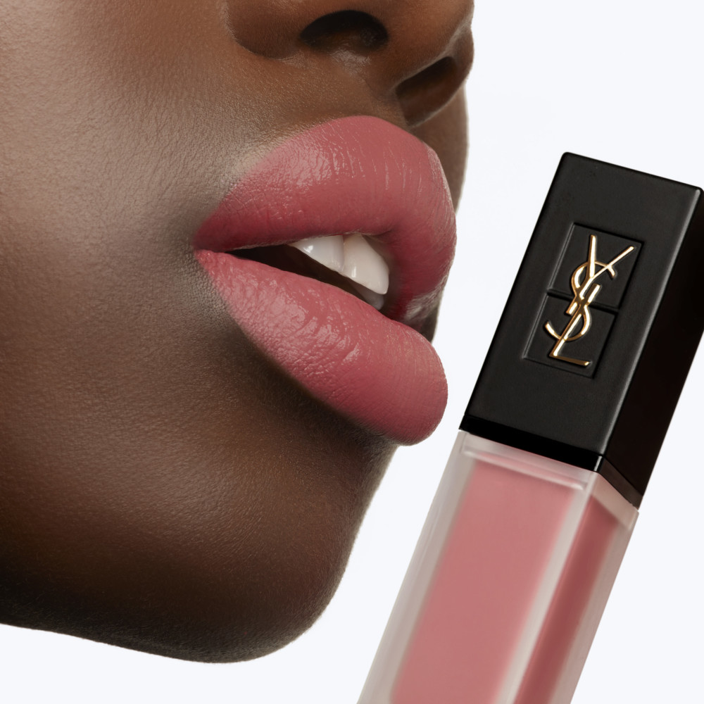 SPOTTED: YSL BEAUTY// NYA FOR YVES SAINT LAURENT BEAUTY