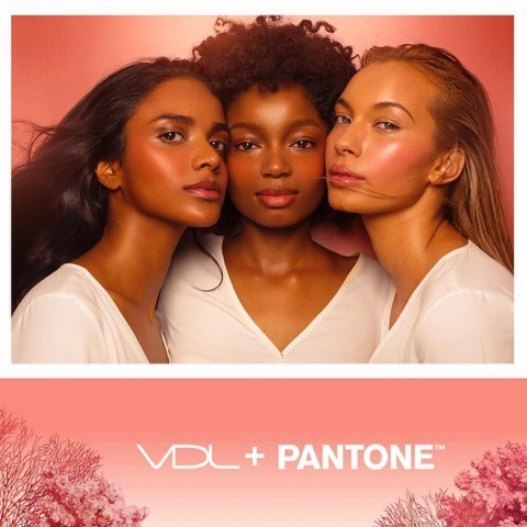 #SPOTTED: VDL + PANTONE