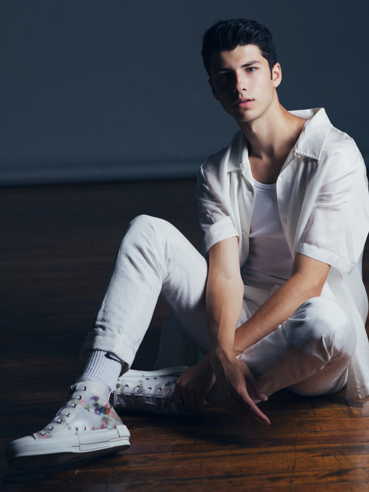 Trystan F | Spot 6 Management Inc  | Toronto Modeling Agency