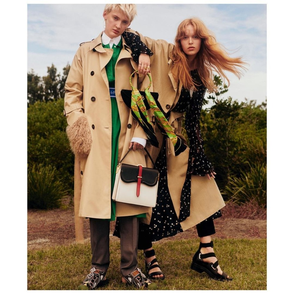 Zoe Takala - Duncan Killick - Vogue Australia -  May 19