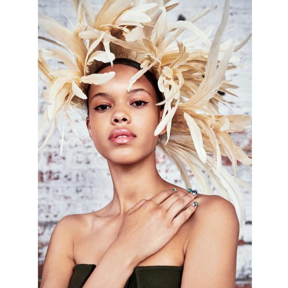 Amandine Pouilly - Matthew Kristall - Allure Magazine - September 19