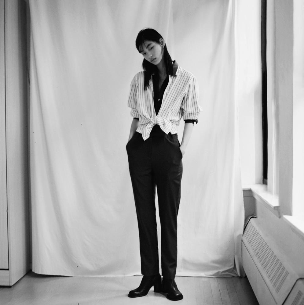 Leah Chen - Sofia Malamute - HommeGirls Magazine Vol. 2