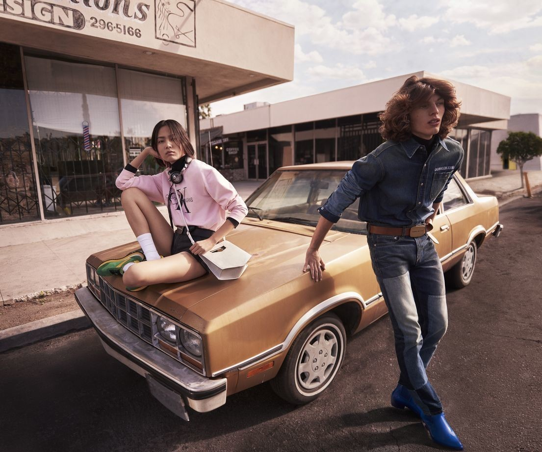 Fernando Albaladejo - Glen Luchford - Calvin Klein - February 19