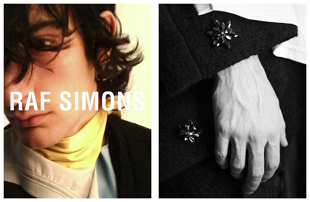Luca Lemaire - Willy Vanderperre - Raf Simons - January 19