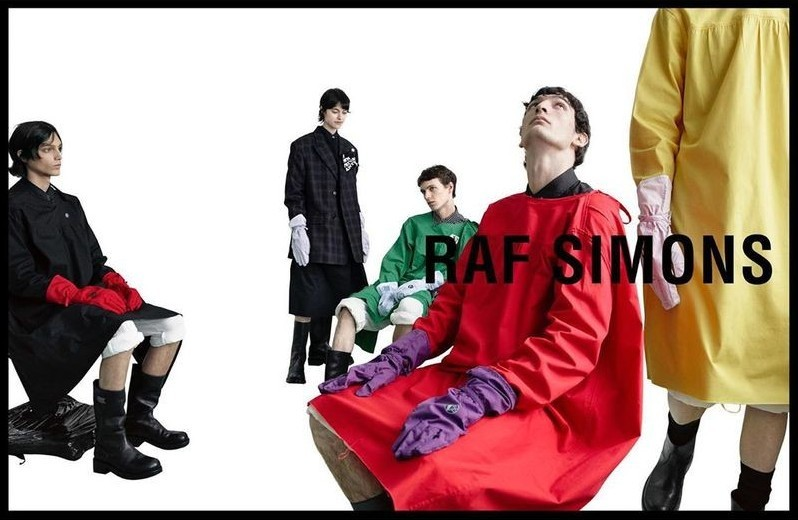 Luca Lemaire - Willy Vanderperre - Raf Simons - January 20