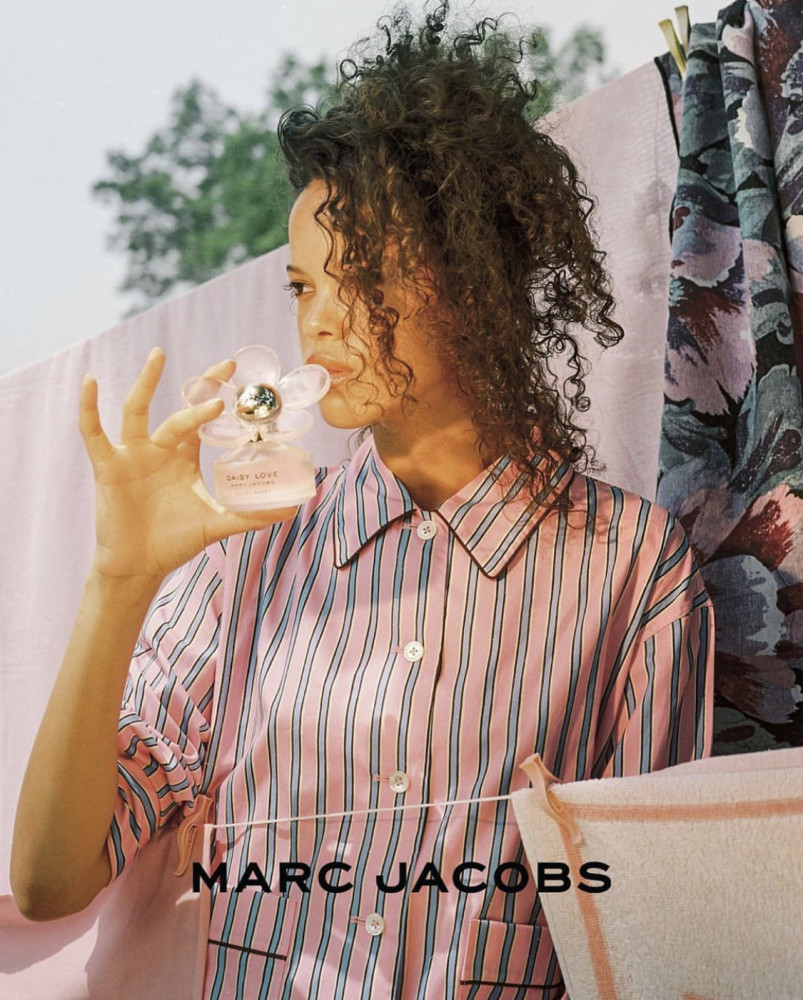 Amandine Pouilly - Emma Craft - Marc Jacobs Daisy Love - June 19