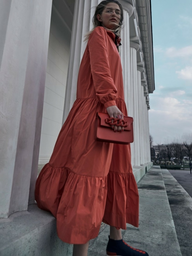 Simona Godal - Olga Rubio Dalmau - Vogue Ukraine - April 21