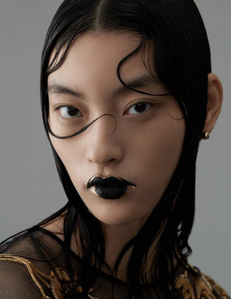 Leah Chen - Jumbo Tsui - Vogue Singapore - December 20