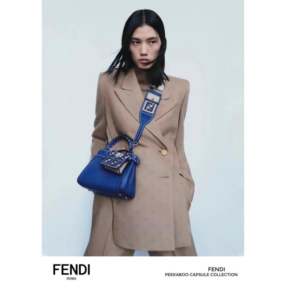 Yun Xie - Sam Rock - Fendi - October 21