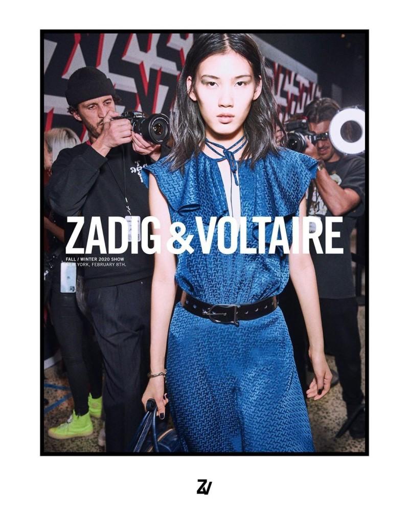 Yun Xie - Fred Meylan - Zadig & Voltaire FW2020