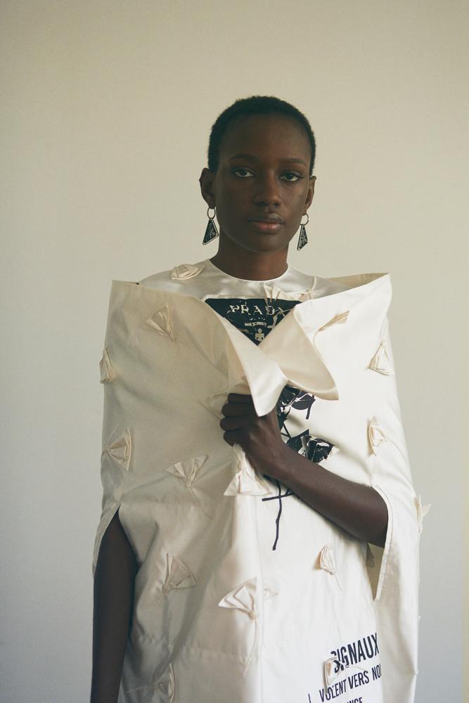 Fatou - Ola Rindal - SSAW Magazine - June 21