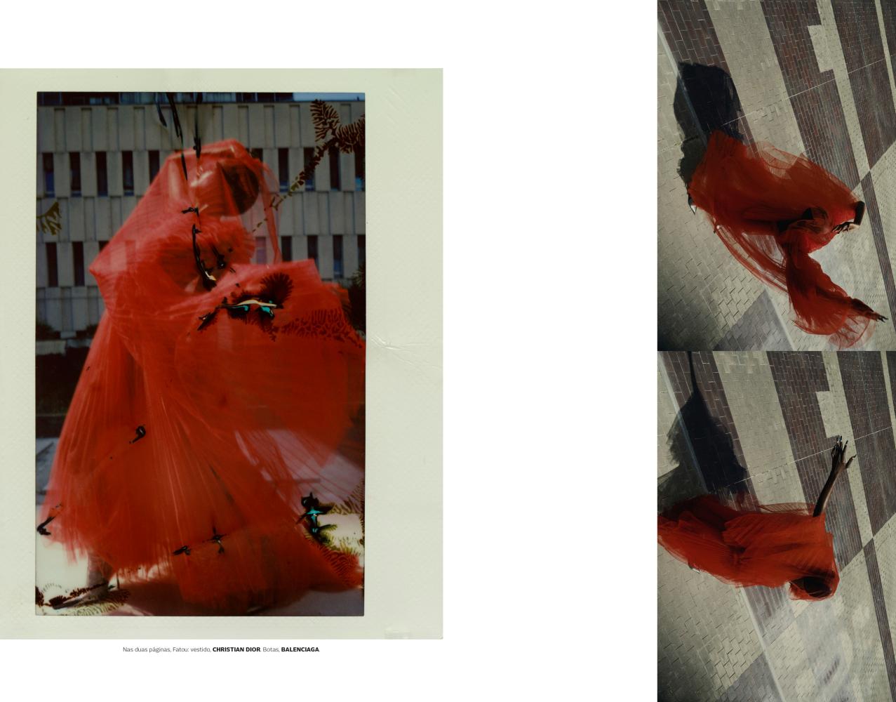 Fatou - Hilde Van Mas - Vogue Portugal - August 21