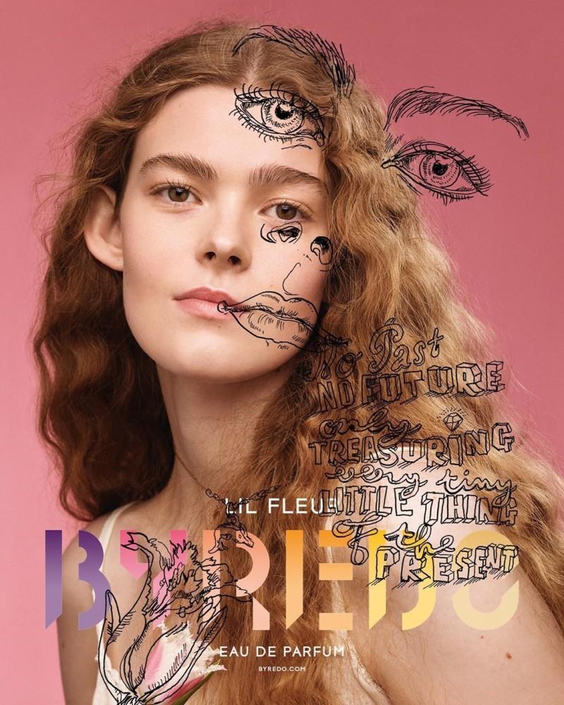 Olivia Beeken - Craig McDean - Byredo Lil Fleur Fragrance - July 2020