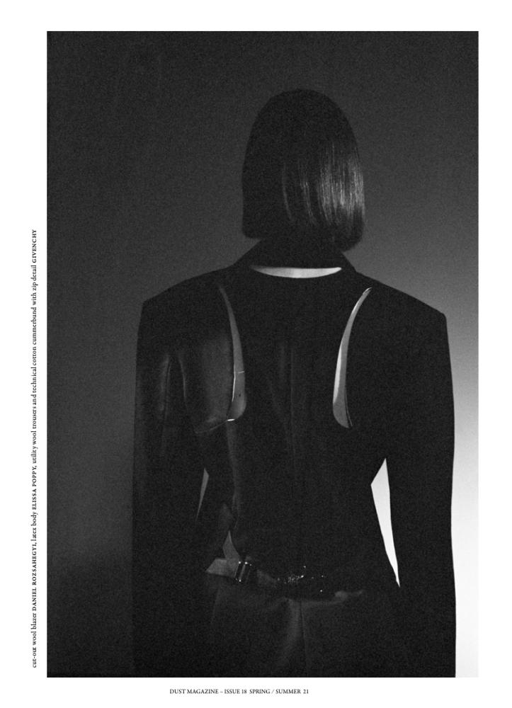 Denisa Smolikova - Camille Vivier - Dust Magazine - March 21