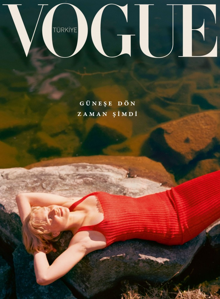 Steffi Cook - Pauline Suzor - Vogue Turkey - July 2020