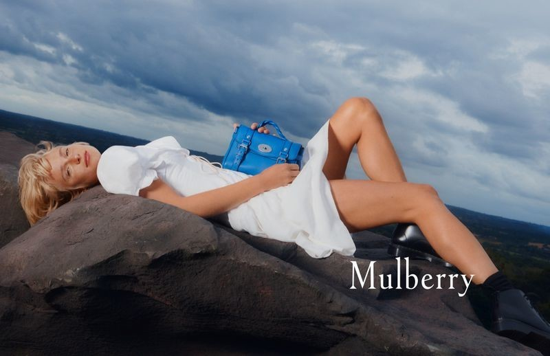 Steffi Cook - Francesco Nazardo - Mulberry - November 20