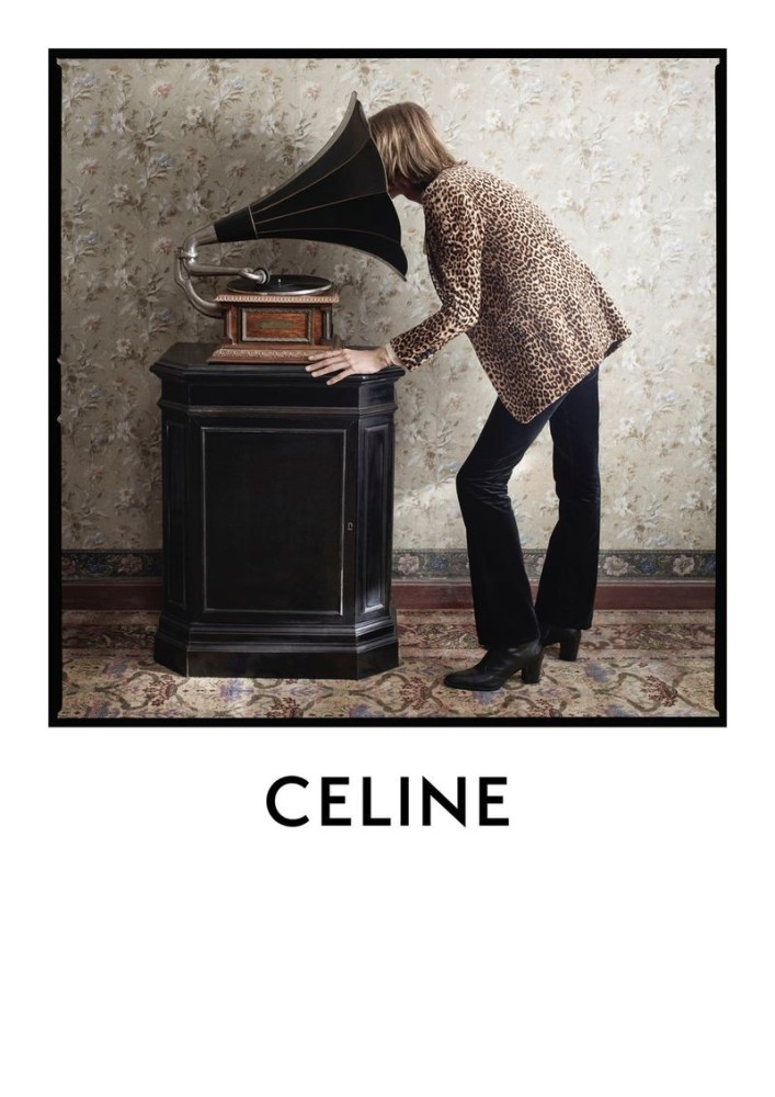 Dylan Delval - Hedi Slimane - Celine FW2020