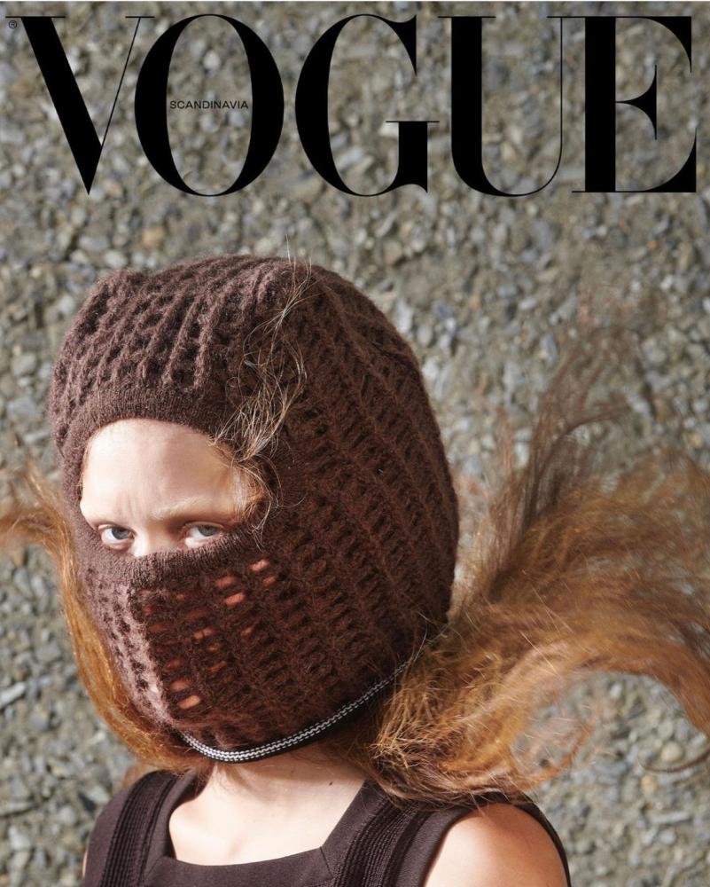 Tessa Jean - Jason Nocito - Vogue Scandinavia - Cover October 21