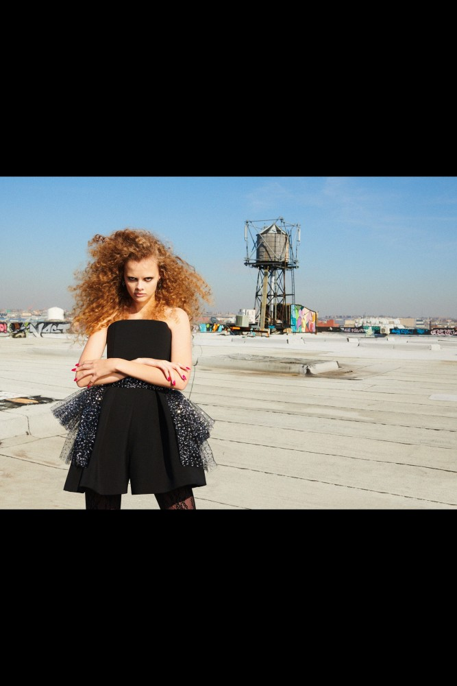 Maeve Whalen - Brianna Capozzi - FW19