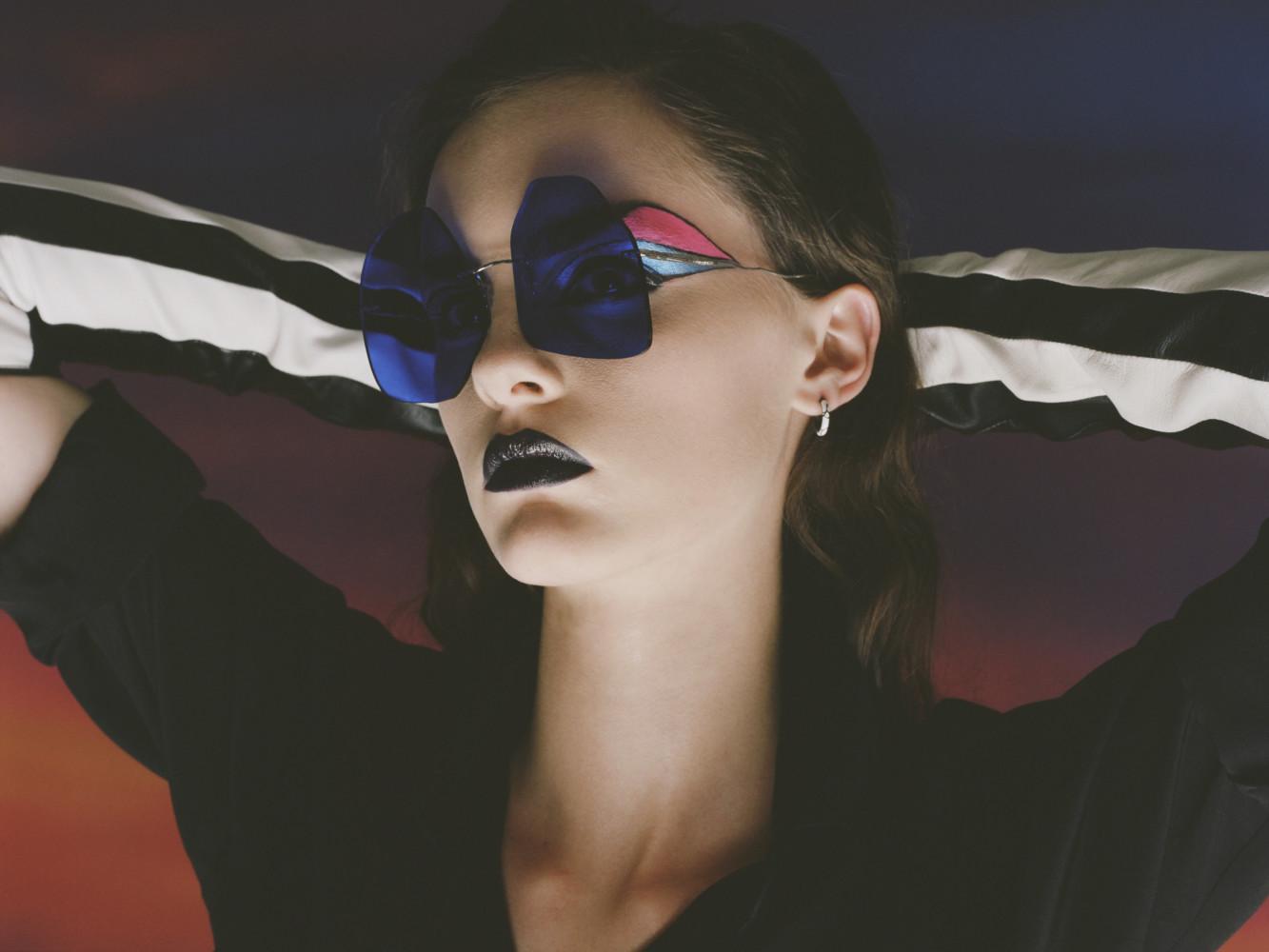 Lea Holzfuss - Jeff Henrikson - Vogue Mexico - November 17
