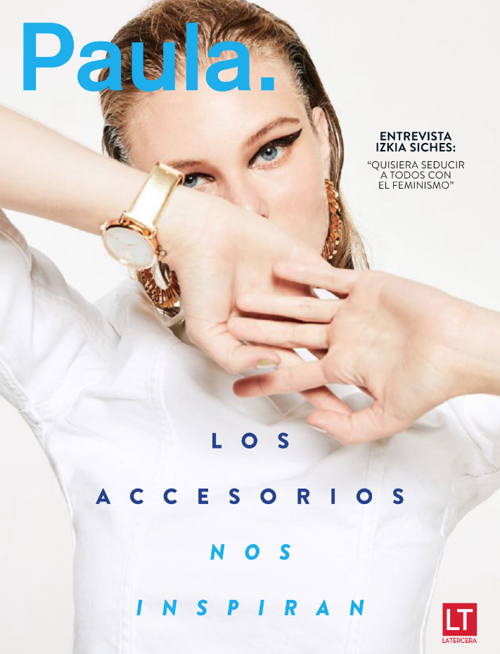 H&M Moschino Collab in Revista Paula - Chile
