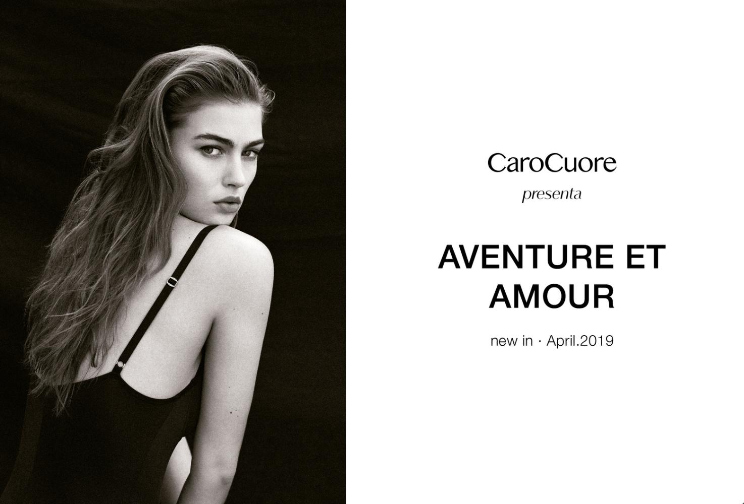 CaroCuore Present Aventure Et Amour Featuring Sophie Evi