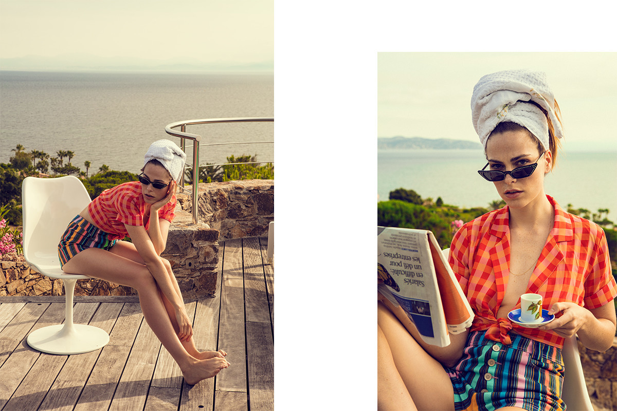 A Day in ST. TROPEZ with MAXINE by Camilo Rios