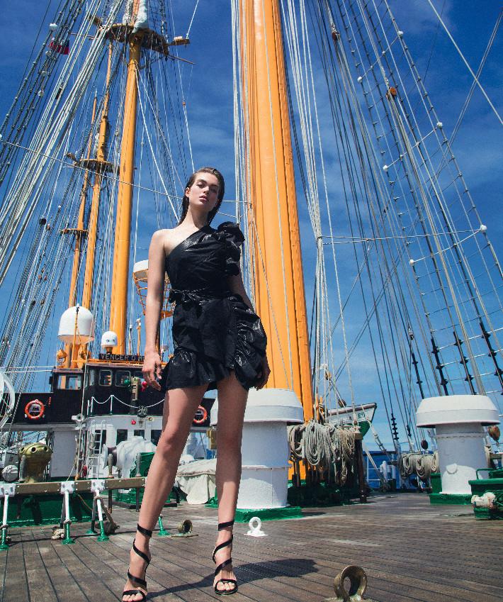 La Esmerala, A National Vessel Part of Chilean History With Kyla Moran.