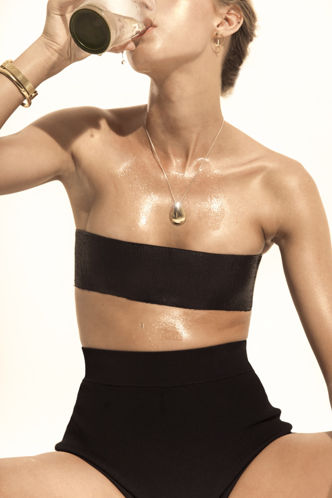Get Ready for Summer with Ieva. -  Elle Argentina