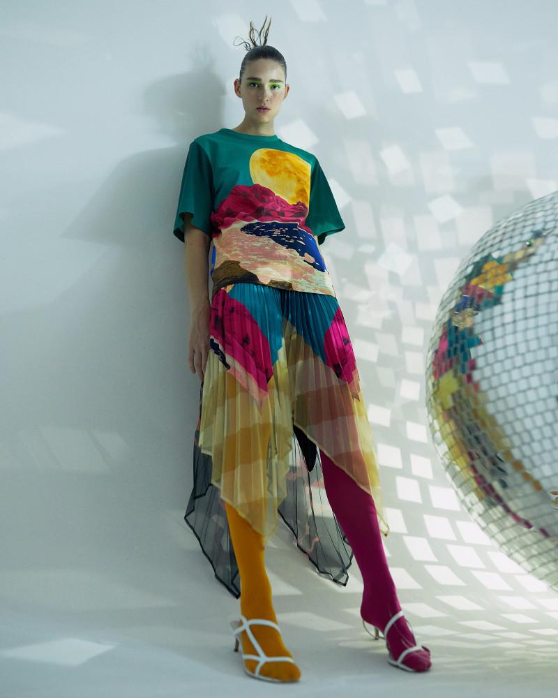 Katy Okane x H&M Studio and Galio - Chile
