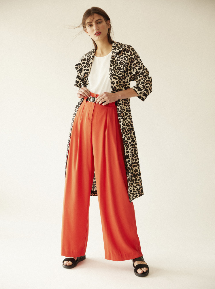 Animal Print With a Twist of Color - Paula Magazine Chile