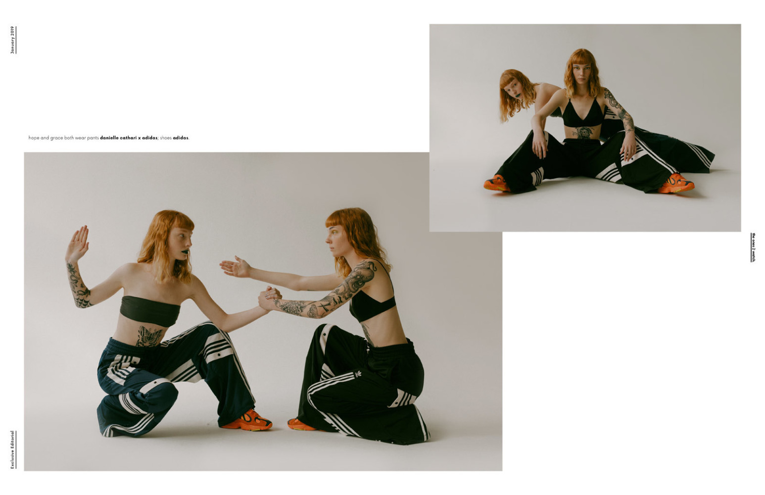 The Fly Twins Featured in The Ones to Watch