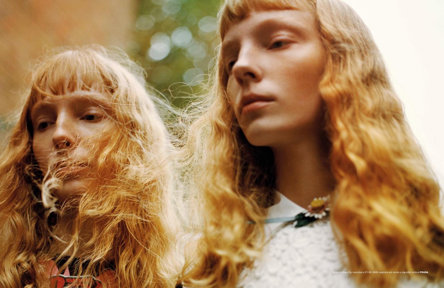Grace + Hope for Vogue Portugal