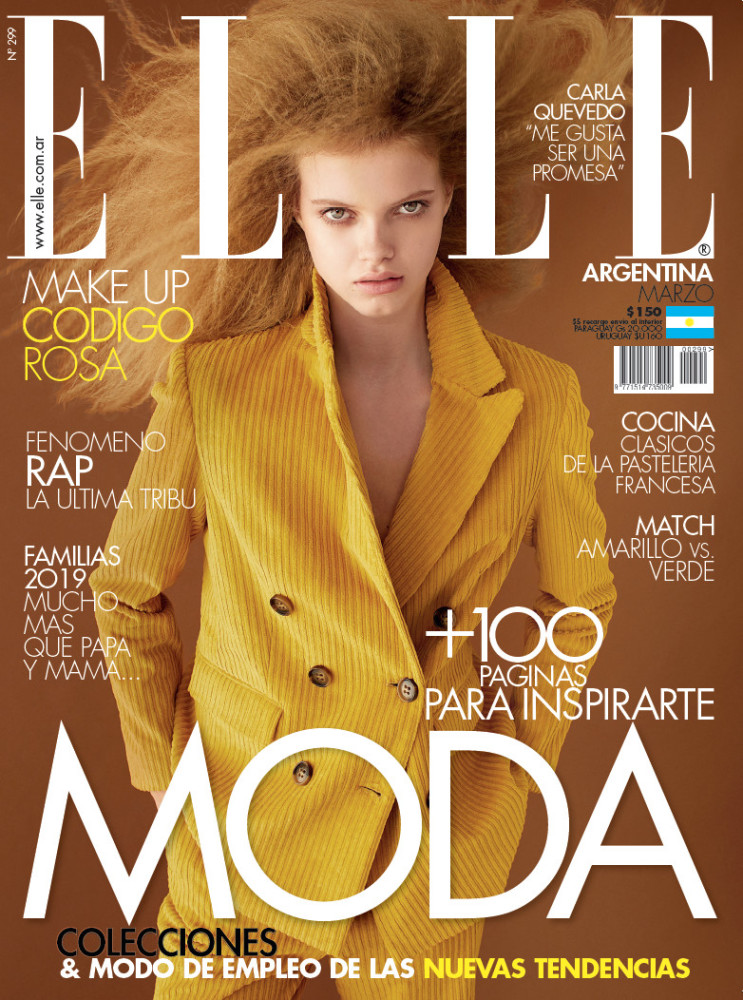 Shannon and Reka Having Fun in Elle Argentina