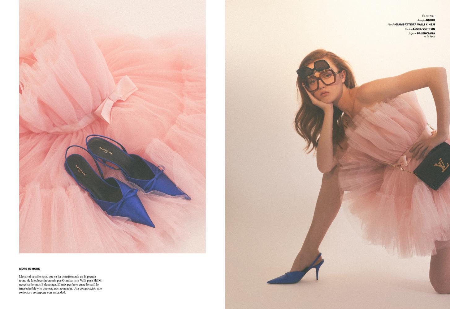 ISSUE Magazine Featuring Laura Hanson