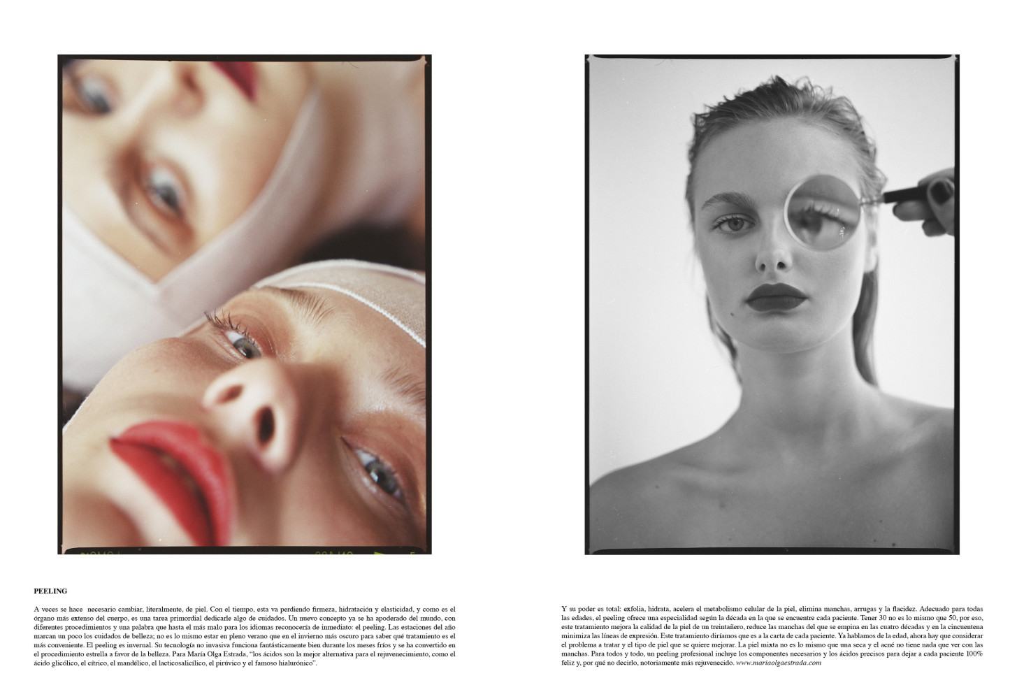 MASHA+LERA & ISSUE MAG