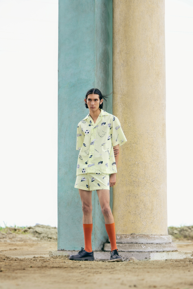 PIERO D.N.I  SS 22 COLLECTION
