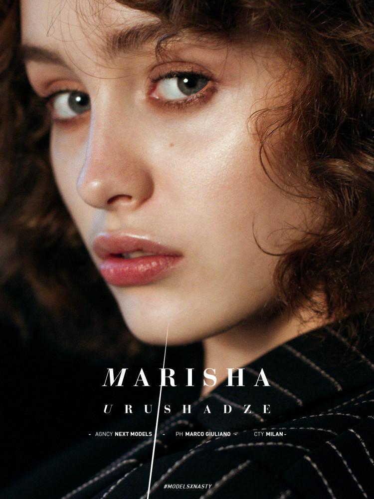 Marisha U.