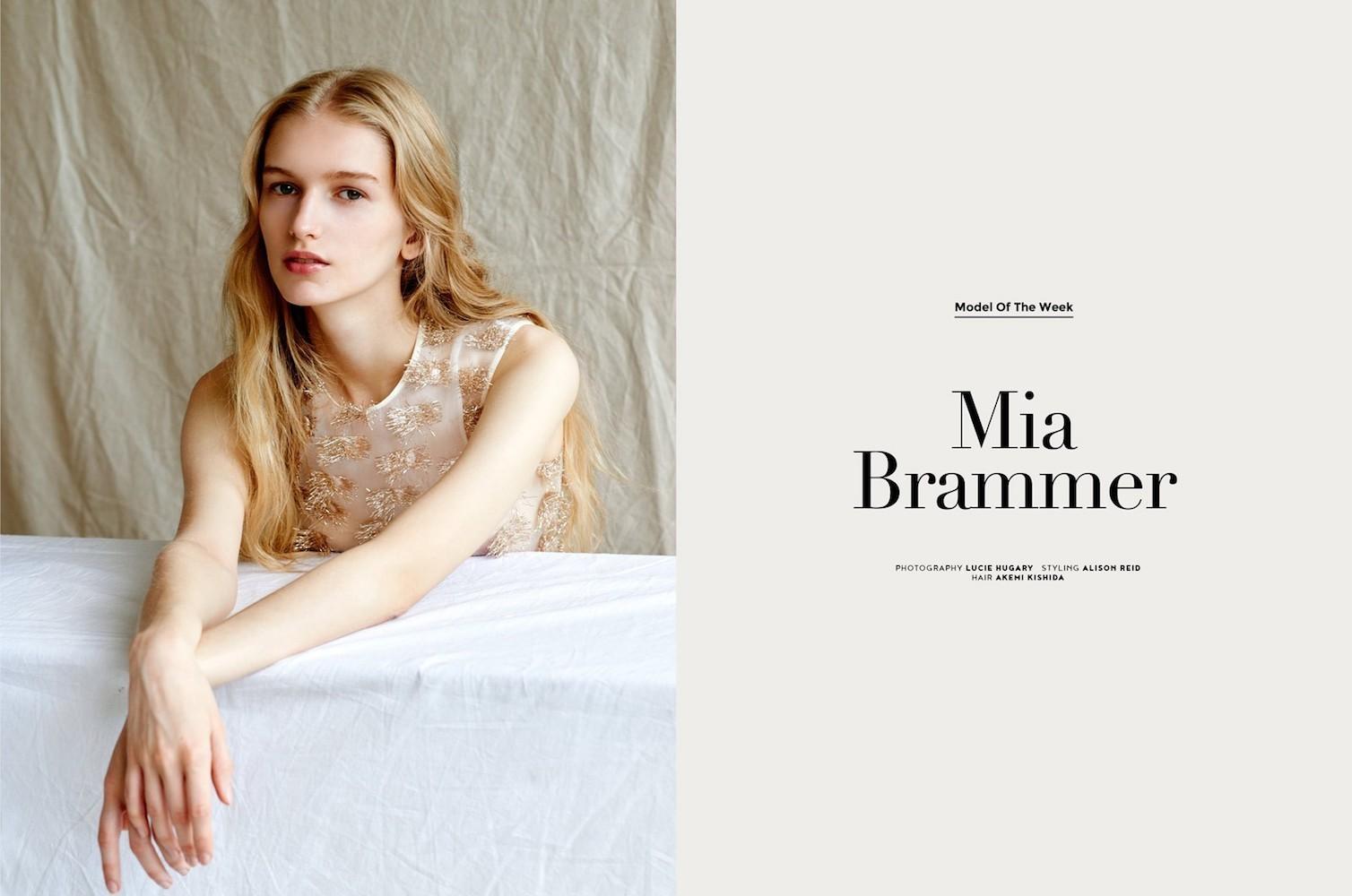 Mia Brammer